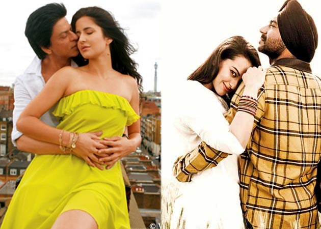 Jab Tak Hai Jaan vs Son of Sardaar : Close fight at Box Office