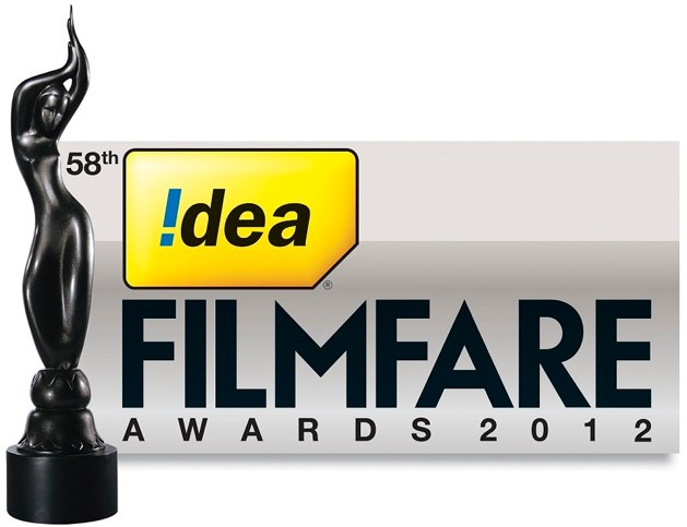 Winners of 58th Idea Filmfare Awards 2012 : Ranbir and Vidya rocks