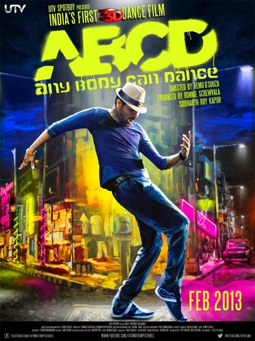 ABCD Movie Review : Its dancotainment.