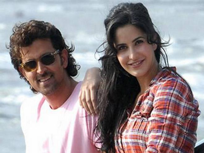 Its Bang Bang time for Hrithik and Katrina