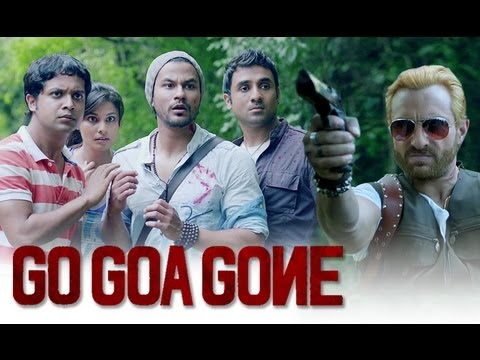 Exclusive Theatrical Trailer of Go Goa Gone