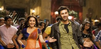 Ranbir and Madhuri in Ghagra Video Song
