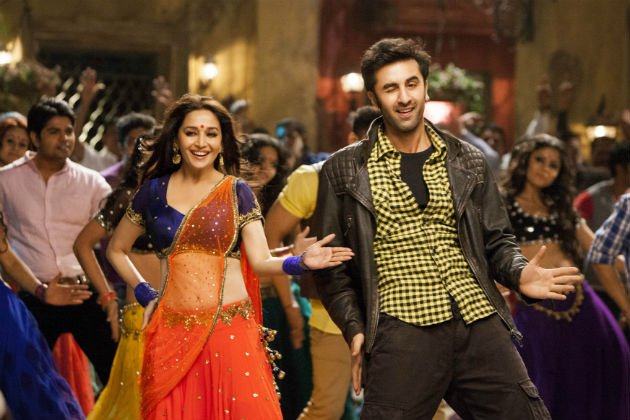 Ghagra video song from Yeh Jawaani Hai Deewani