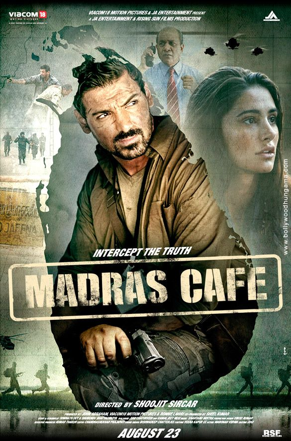 Madras Cafe new Theatrical Trailer