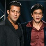 Salman and SRK on KBC