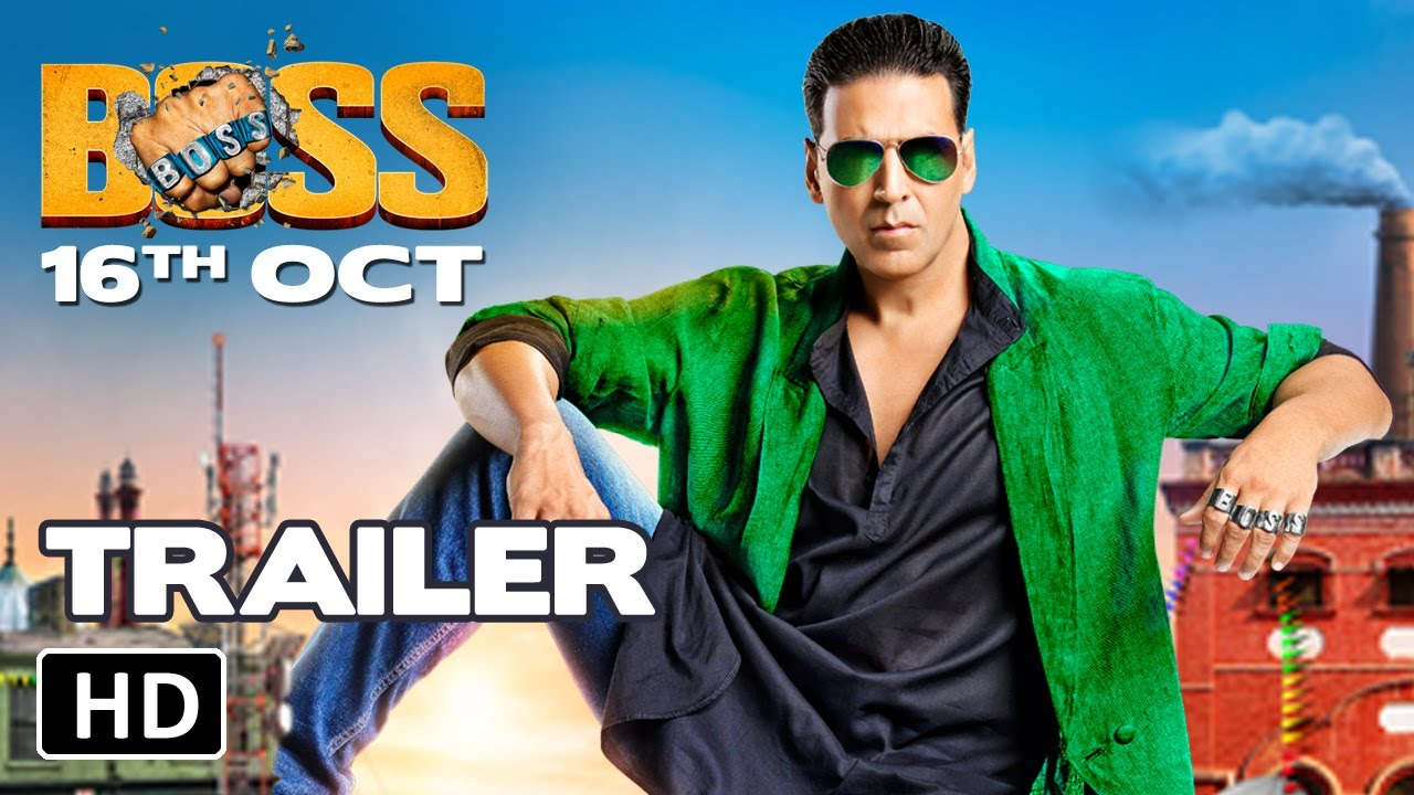 Boss Theatrical Trailer