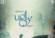 Ugly theatrical Trailer Poster