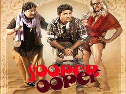 Sooper Se Oopar Movie Poster