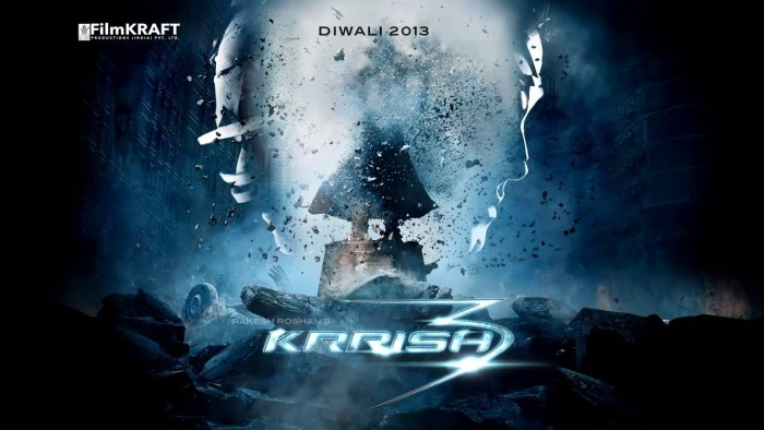 Krrish 3 Anticipation: Have A Blast With Krrish 3 This Diwali