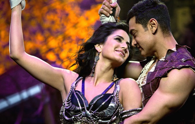 Dhoom 3 First Week Collections Cover