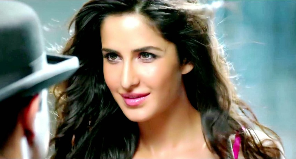 Katrina in Dhoom 3