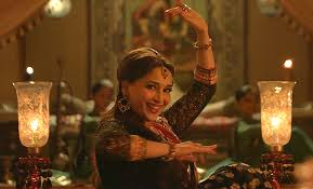 Madhuri Dixit in Hamari Atariya Pe Video Song
