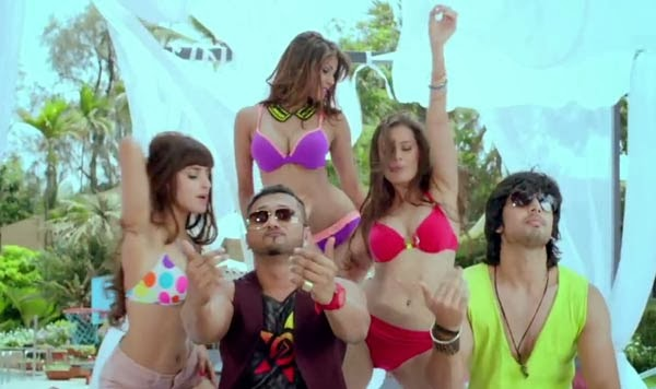 Sunny Sunny Lyrics Video Song – Yo Yo Honey Singh | Movie Video Songs