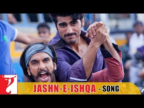 Jashn-E-Ishqa Video Song from Gunday