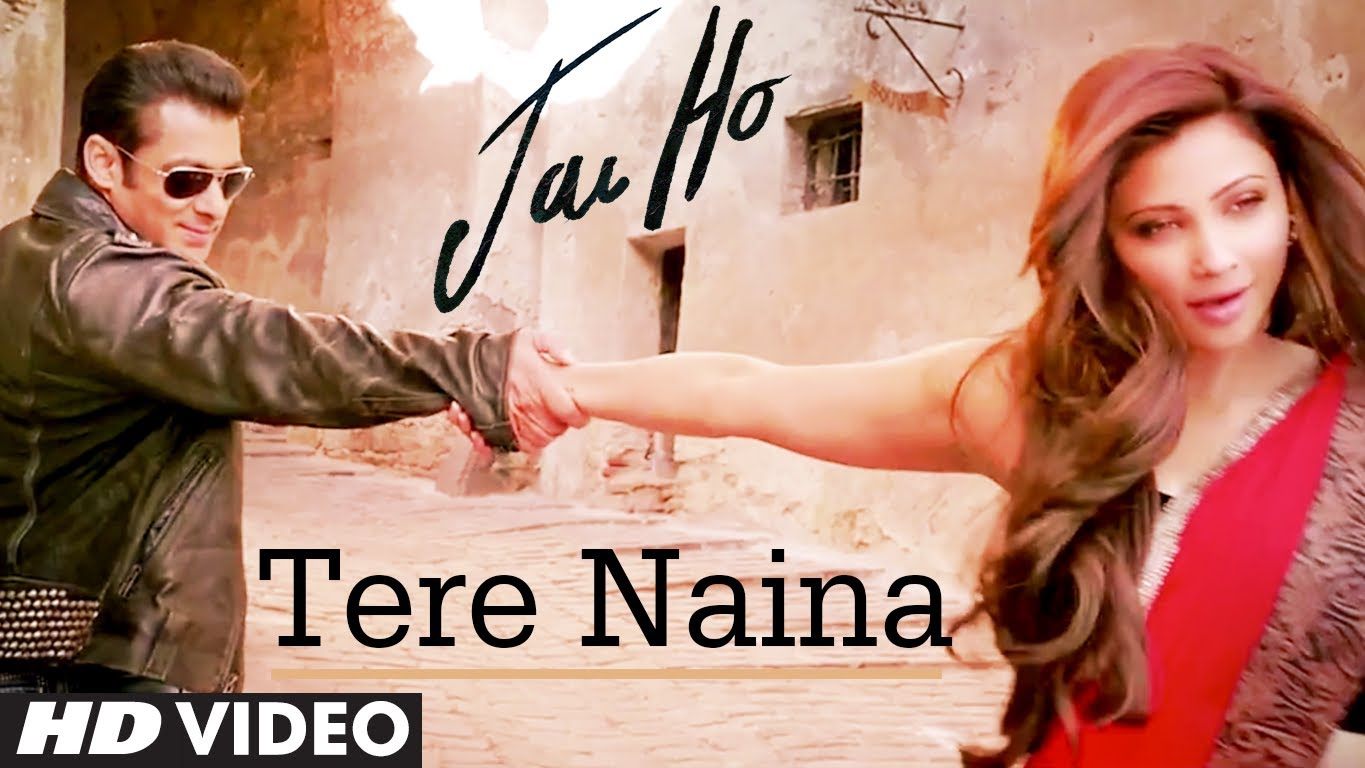 Tere Naina Video Song – Jai Ho | Movie Video Songs