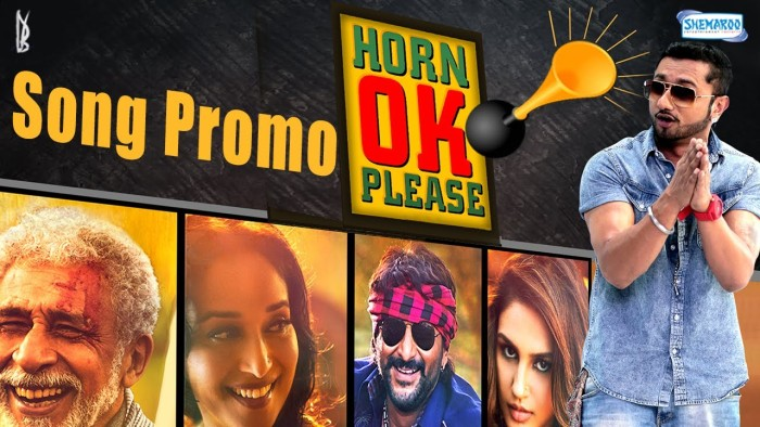 Horn Ok Please Song Teaser – Dedh Ishqiya | Movie Video Songs
