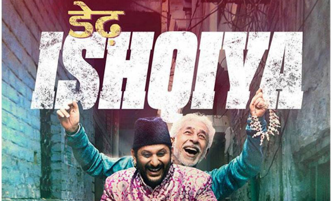 Dedh Ishqiya movie posters