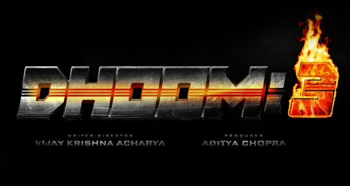 Dhoom 3 Second Week Collections cover