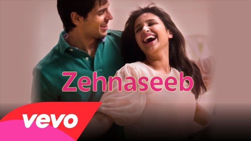 Zehnaseeb Lyrics Video Song – Hasee Toh Phasee ( full Official Video )