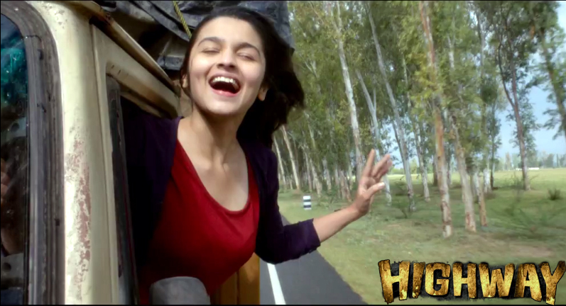 Alia Bhatt In Highway