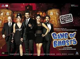 Gang Of Ghosts Poster