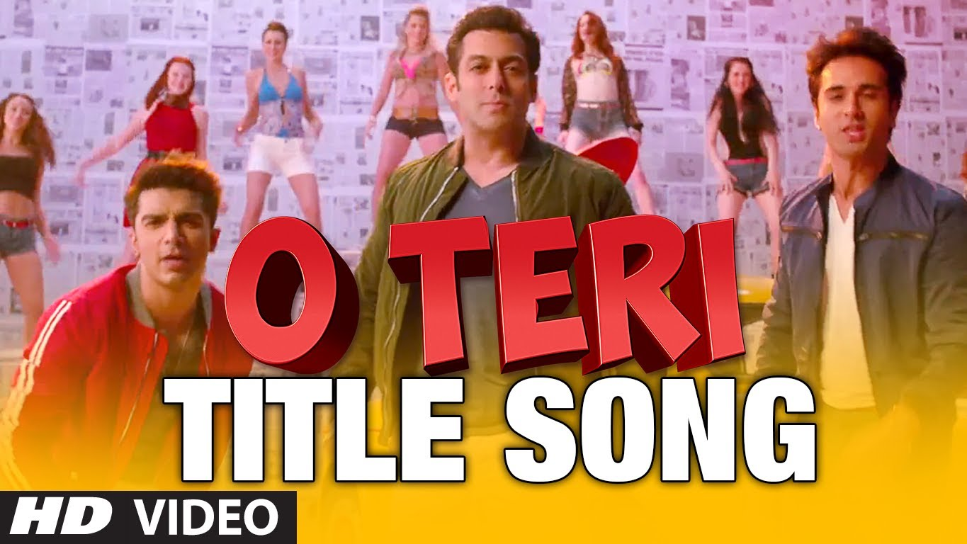 O Teri Title Video Song | Official Full HD Movie Video Songs
