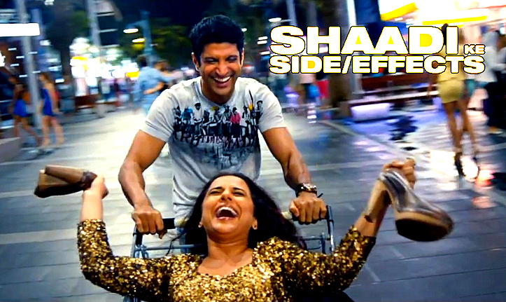 Harry Is Not Brahmachari Song – Shaadi Ke Side Effects | Movie Video Songs