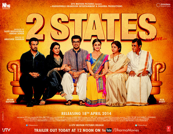 2 States Box Office Prediction : Set for a decent opening
