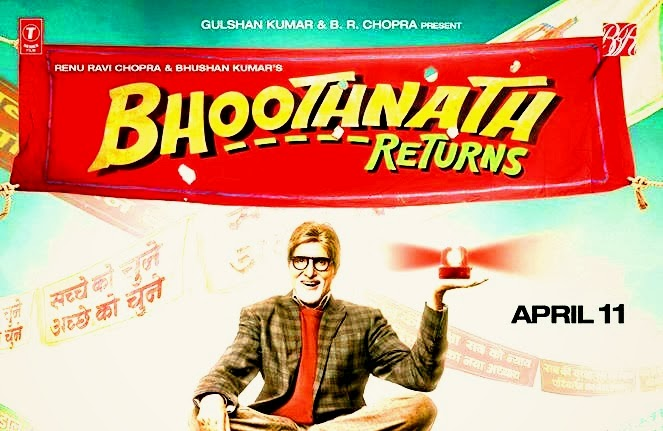 Bhoothnath Returns First Friday Collections | Box office Collections Day 1