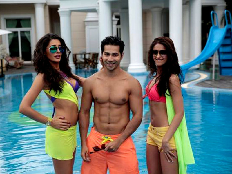 Palat Tera Hero Idhar Hai Remix Video Song – Main Tera Hero | Official Full HD Movie Video Songs