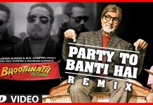 Party To Banti Hai Remix Video - Bhoothnath Returns