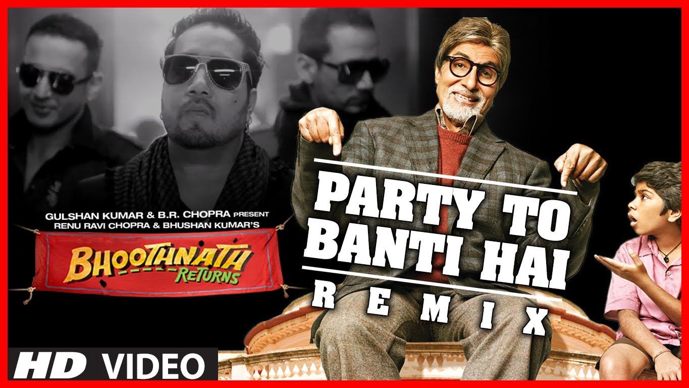 Party Toh Banti Hai Remix Video – Bhoothnath Returns | Official Full HD Movie Video Songs