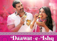 Daawat - E - Ishq first look poster