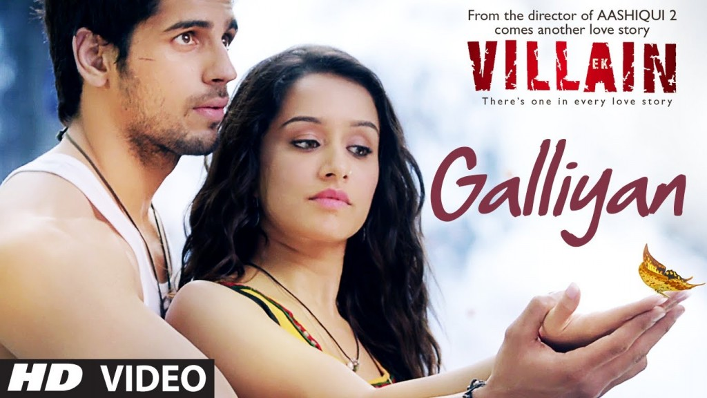 Galliyan Video Song Ek Villain