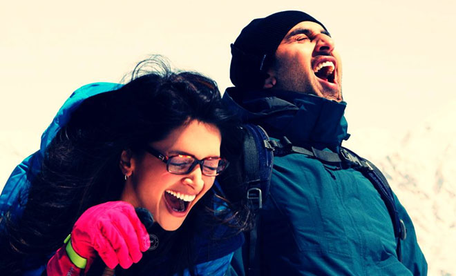 Imtiaz Ali Tamasha - Ranbir and Deepika to sizzle again