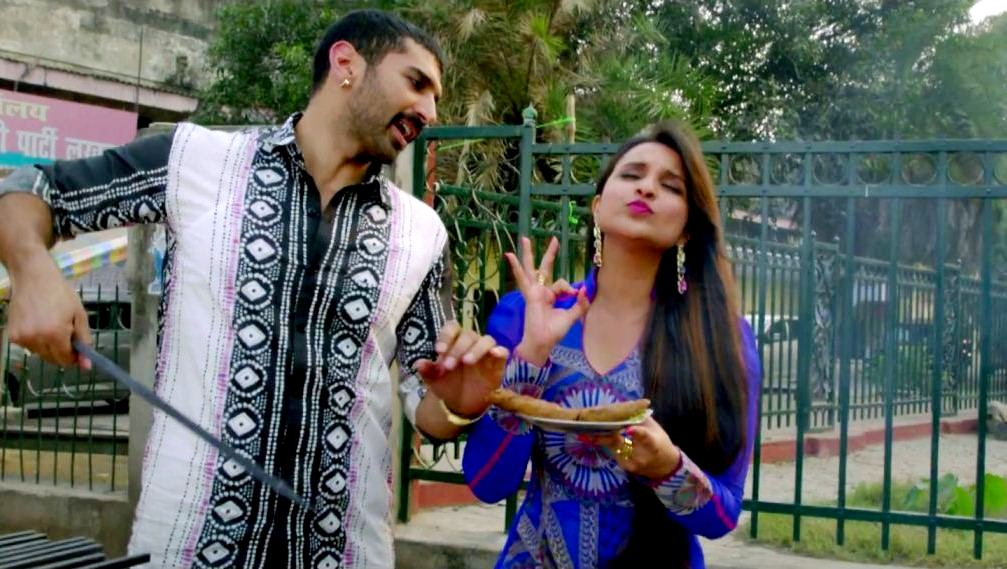 Aditya and Parineeti in Daawat-e-Ishq - Daawat-e-Ishq Theatrical Trailer