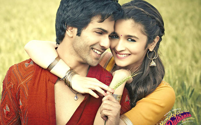 First weekend Box Office collection of Humpty Sharma Ki Dulhania