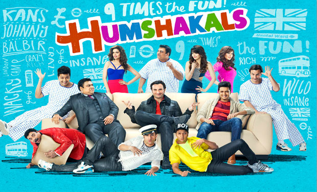 Humshakals first weekend Box Office Collection : Rock Steady