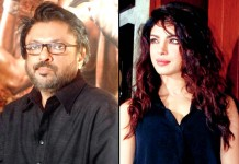 Sanjay Leela Bhansali has all praise for Priyanka Chopra