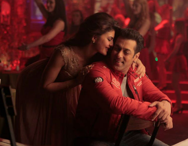 Salman and Jacqueline in Hanover Song - Get Your Kick