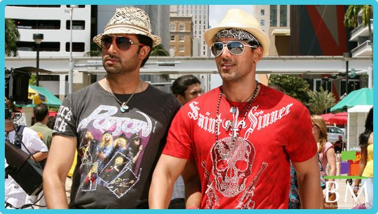 Top 10 Real Life Friends Of Bollywood: Aabhishek Bachchan and John Abraham