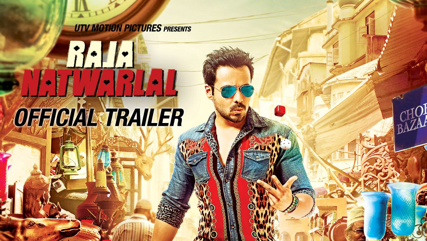 Raja Natwarlal Theatrical Trailer : Emraan Hashmi is Back