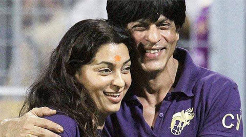 Top 10 Real Life Friends Of Bollywood: SRK and Juhi Chawla