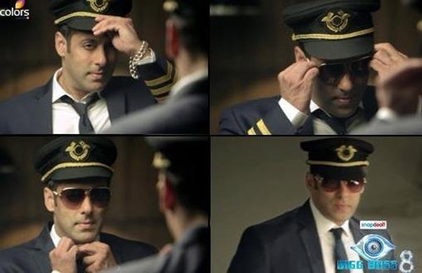 Salman Khan back rocking the Bigg Boss 8 Teaser Promo !