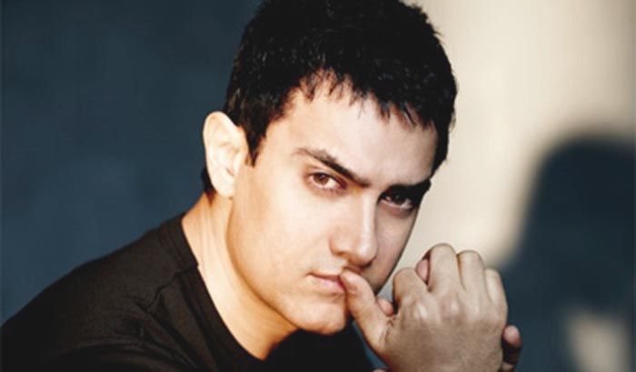 Aamir Khan's PK poster in trouble