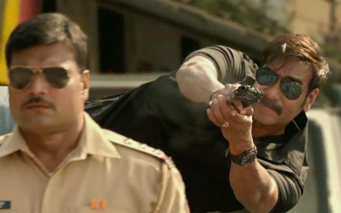 Ajay in Singham Returns