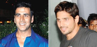 Akshay and Siddharth to play brothers in Brothers