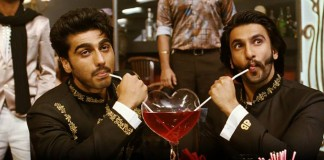 Arjun and Ranveer in Gunday