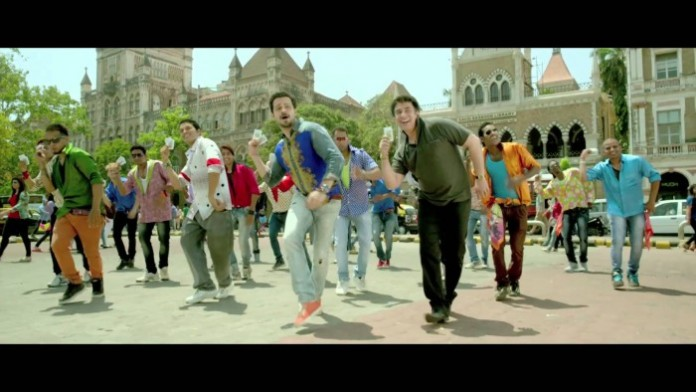Emraan in Dukki Tikki Video Song