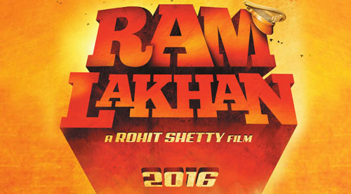 First Look Ram Lakhan remake